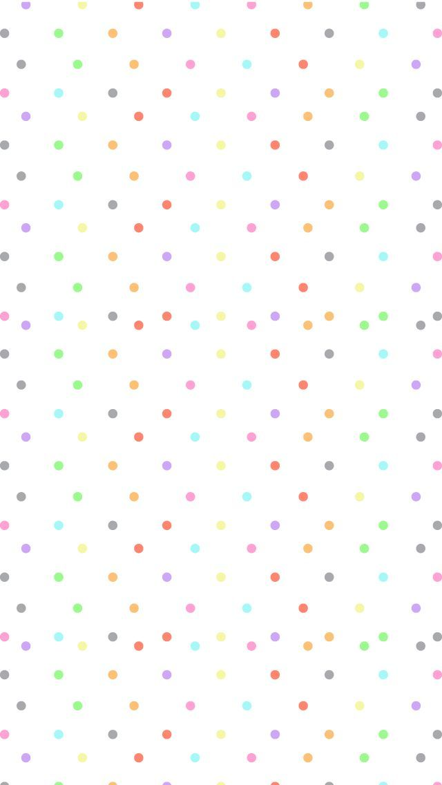 Polka dot wallpaper for iphone or android tags polka dots polka dot wallpaper for iphone or android tags polka dots polkadot design voltagebd Images