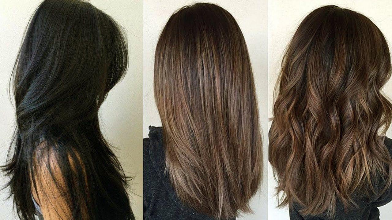 Cortes de pelo en capas ortes de cabello en capas cabello largo