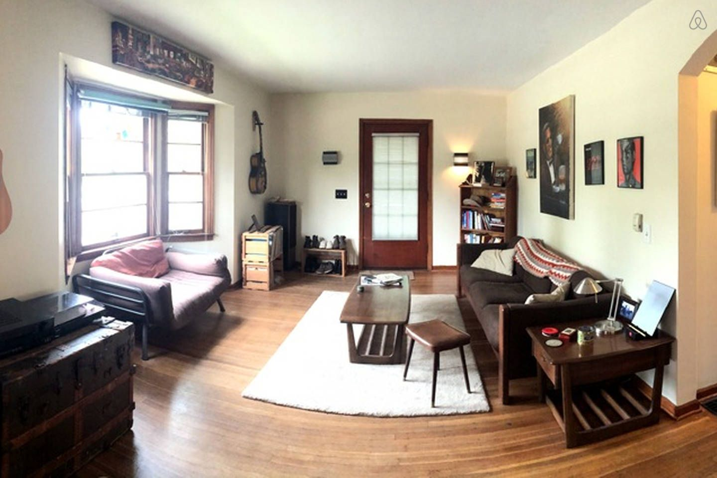 Cozy Broad Ripple Bungalow Vacation Rental In Indianapolis