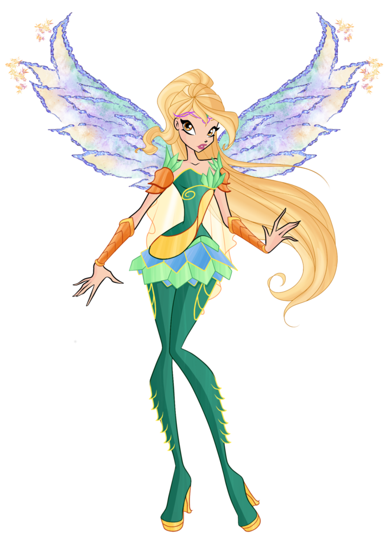 Daphne bloomix by winx rainbow on - Winx magic bloomix ...