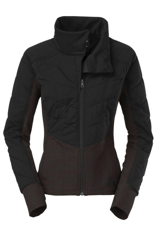 ffa930f23 The North Face Women's Pseudio Moto Jacket   Fall !! Rain Rain go ...