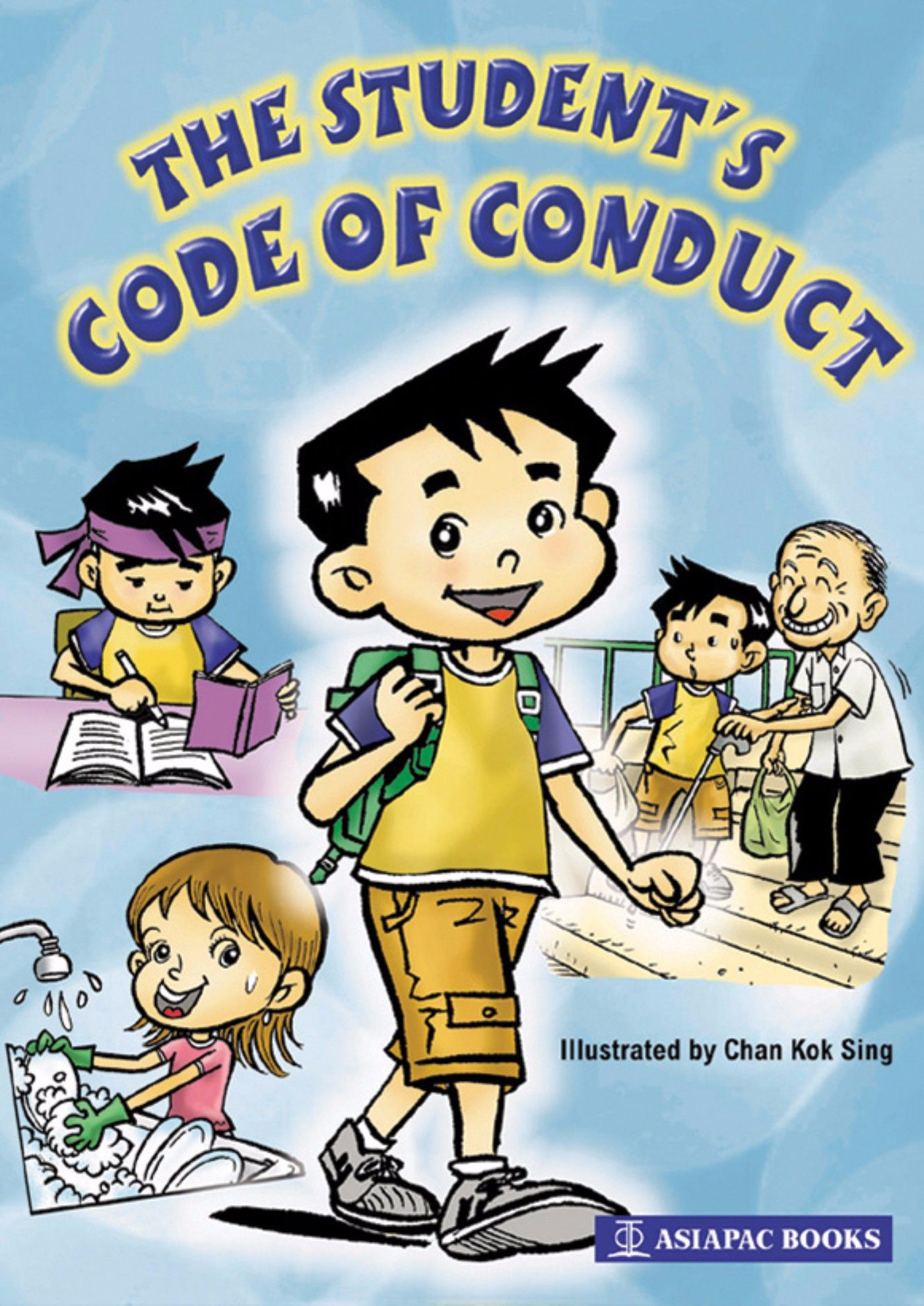 The Student's Code of Conduct | Comics and Graphic Novels