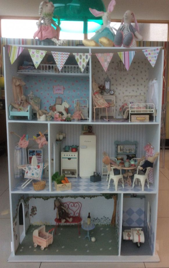 Joan Joyce S Recent Creation Rabbithouses With Images