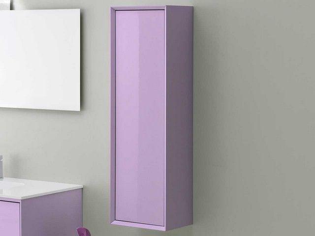 brera color colonna 33x109 rev. lilla | mobili bagno | pinterest - Arredo Bagno Lilla