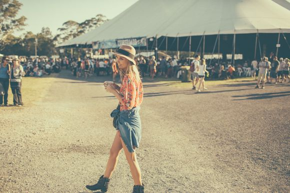 Spell At Byron Bay Blues Fest | Free People Blog