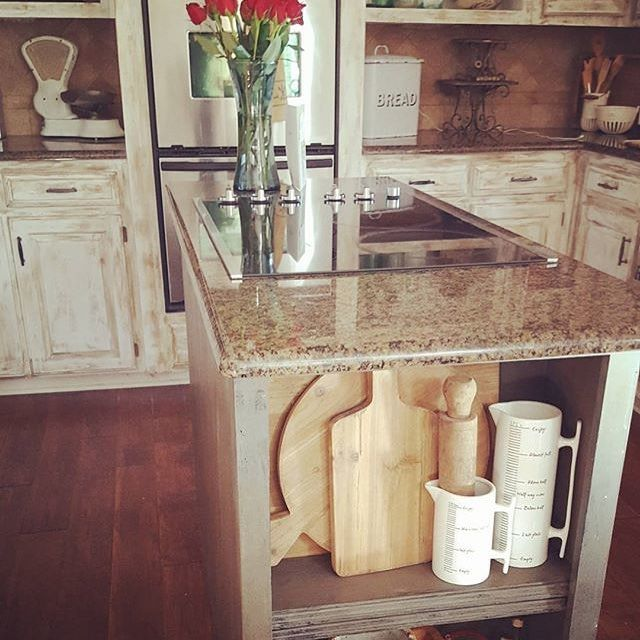 I spy our cutting boards amidst all this kitchen goodness thanks for tagging us · farmhouse décorantique farmhouseindustrial