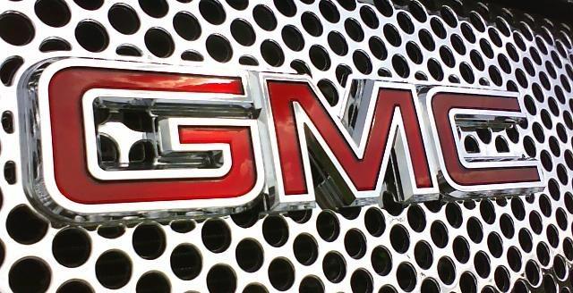 Gmc Logo Caminhao Pesado General Motors Caminhoes
