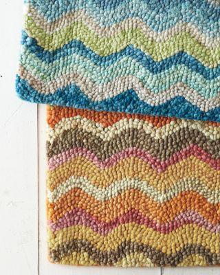 Boys Room Frequency Hooked Wool Rug Garnet Hill 678 Something Similar