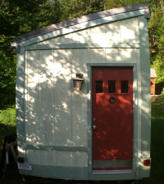New Tour Of Elizabeth S Tiny House That S At Yestermorrow