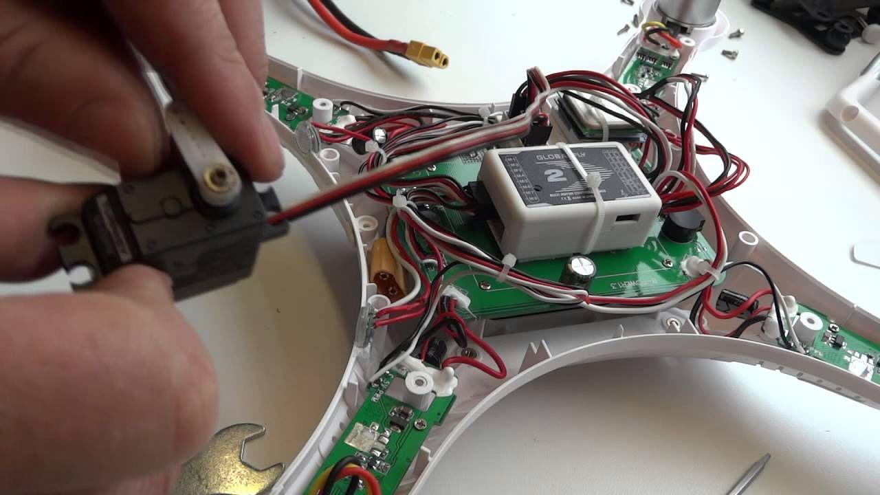 Cheerson Cx 20 Wiring Diagram Manager Meme Wire Diagrams Multirotor Hobbyking Quanum Nova Quadcopter Gimbal Mod Pt1
