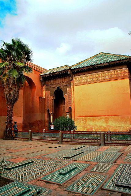Tumbas Sadíes Marrakech 20 35021