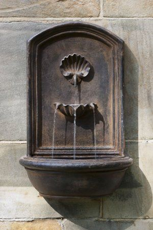 Wall Mounted Yard Water Fountain Infobarrel Images