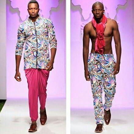 New Colletion  Men's Fashion design  Swahili Fashion Week Designer : Martin Kadinda