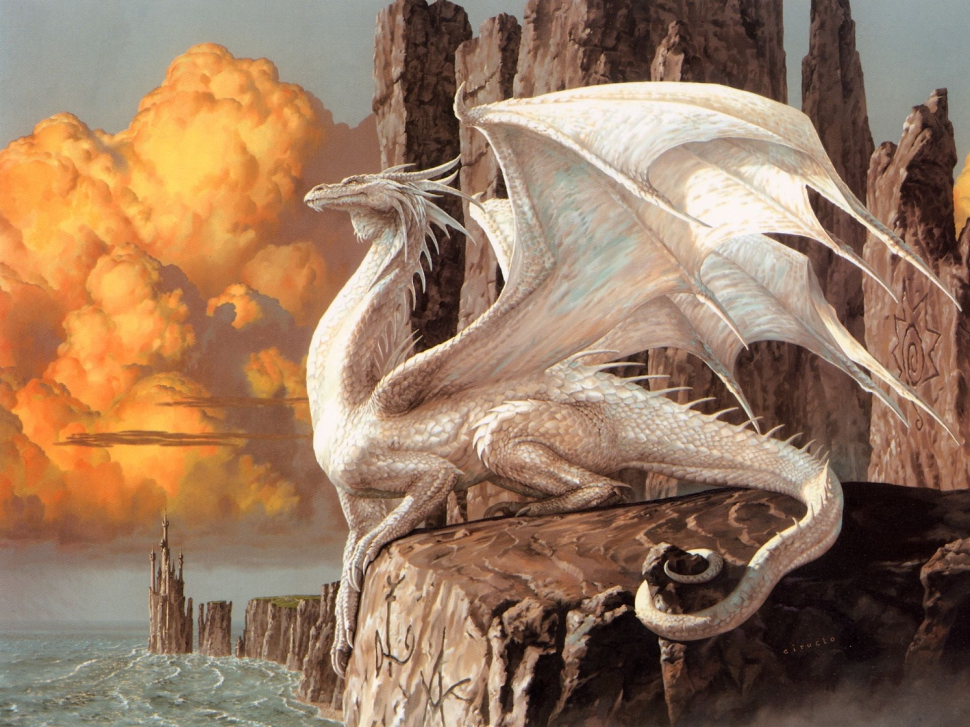 Download Wallpapers Download 1920x1440 Dragons Fantasy Art 1600x1106 Wallpaper Wallpaper Free Wallpapers Do Dragon Pictures Fantasy Dragon Mythical Creatures