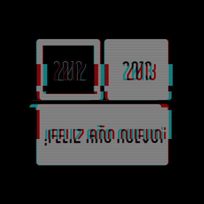 En la estantería - FeGlitch año nuevo!