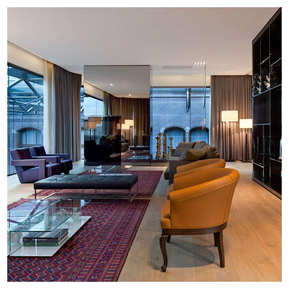 Piero Lissoni - Conservatorium Hotel [Amsterdam, 2012]