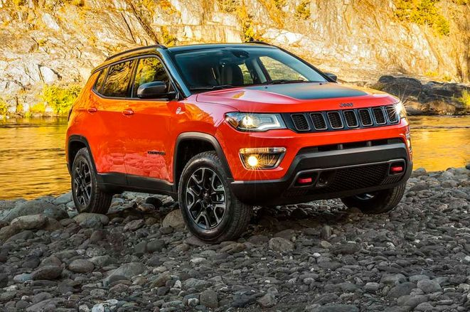 Jeep Cuv Options Renegade And Compass Which Is For You Jeep Compass 2017 Jeep Compass Jeep