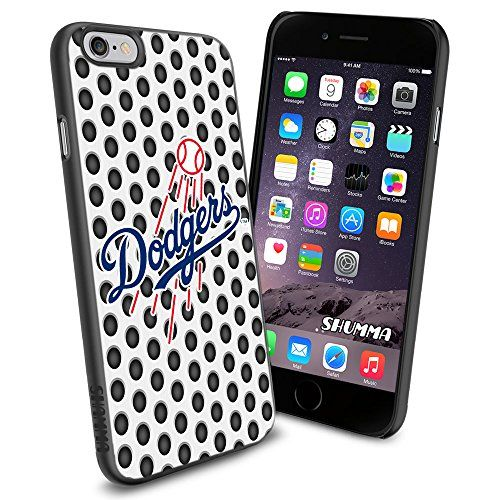 "MLB Los Angeles Dodgers iPhone 6 4.7"" Case Cover Protector for iPhone 6 TPU Rubber Case SHUMMA http://www.amazon.com/dp/B00WMW4JQU/ref=cm_sw_r_pi_dp_9gxkwb0YHBY6N"