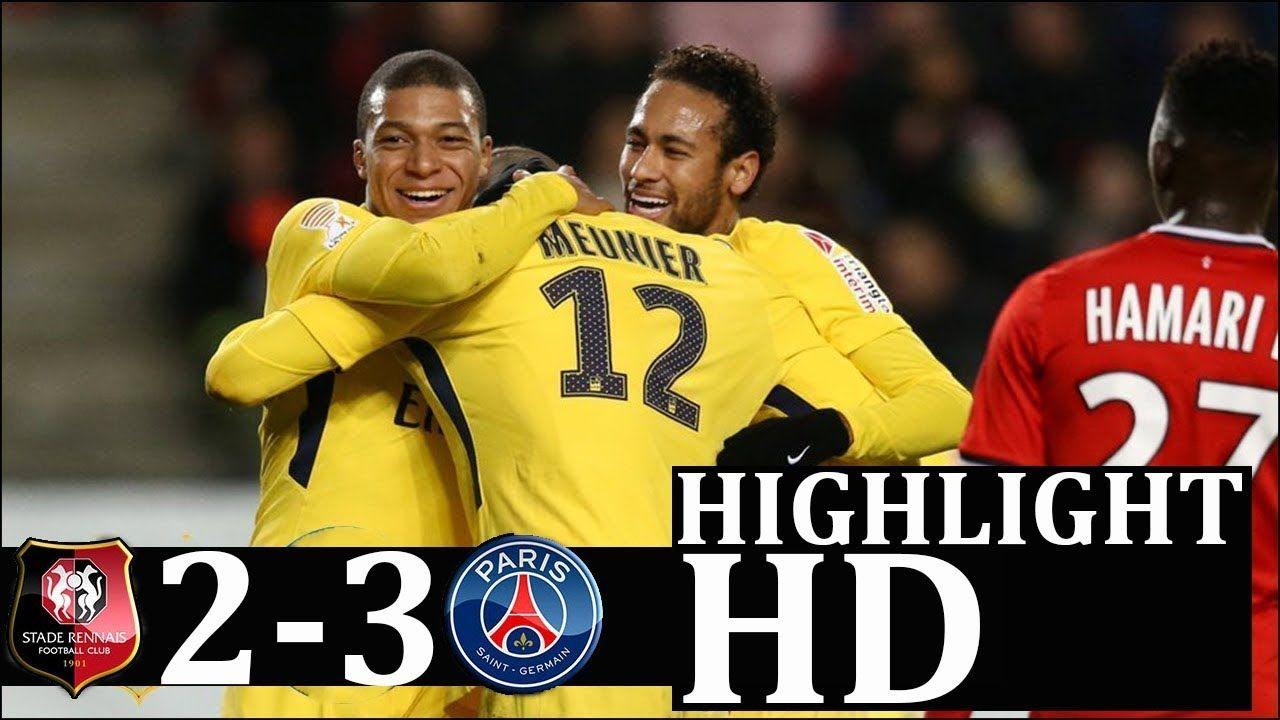 Rennes vs PSG 23 All Goals & Extended Highlights RESUME