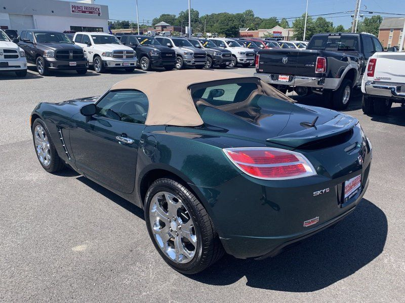 Used 2008 Saturn Sky Red Line for sale in Prince Frederick