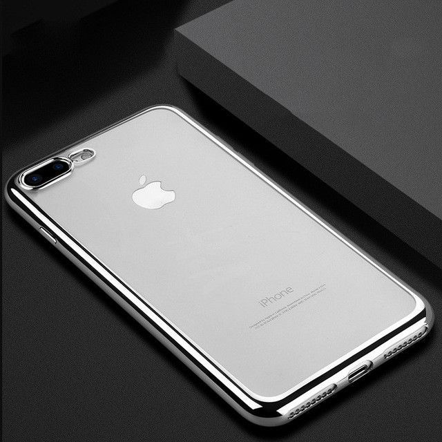 H A Slim Phone Case for Apple iPhone 7 7 Plus Luxury TPU Silicone Soft Back  Cover Case for iPhone 6 7 5 5s SE 6s Plus Cases 4f50346e841