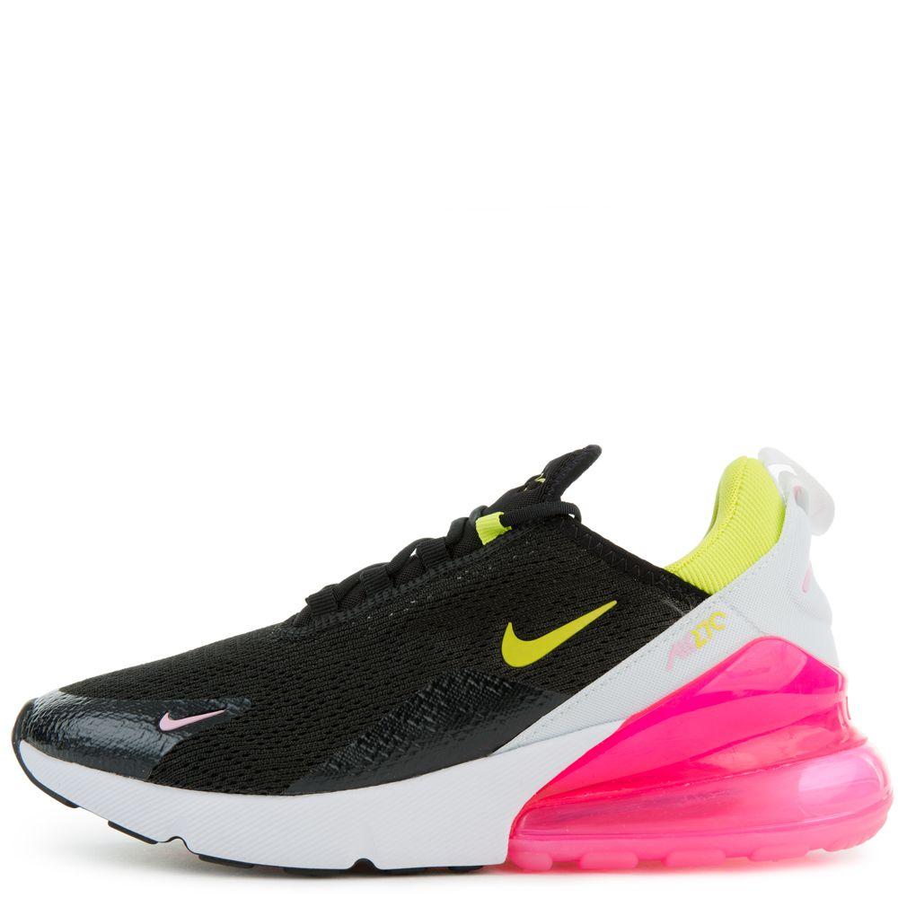 Nike Air Max 270 Black/pink Rise-cyber