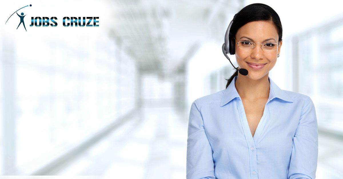 A customer service representative is help and guidance