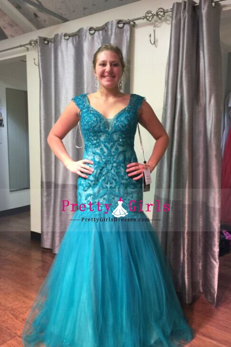 Special Occasion Dresses Mermaid/Trumpet Off The Shoulder Sleeveless ...