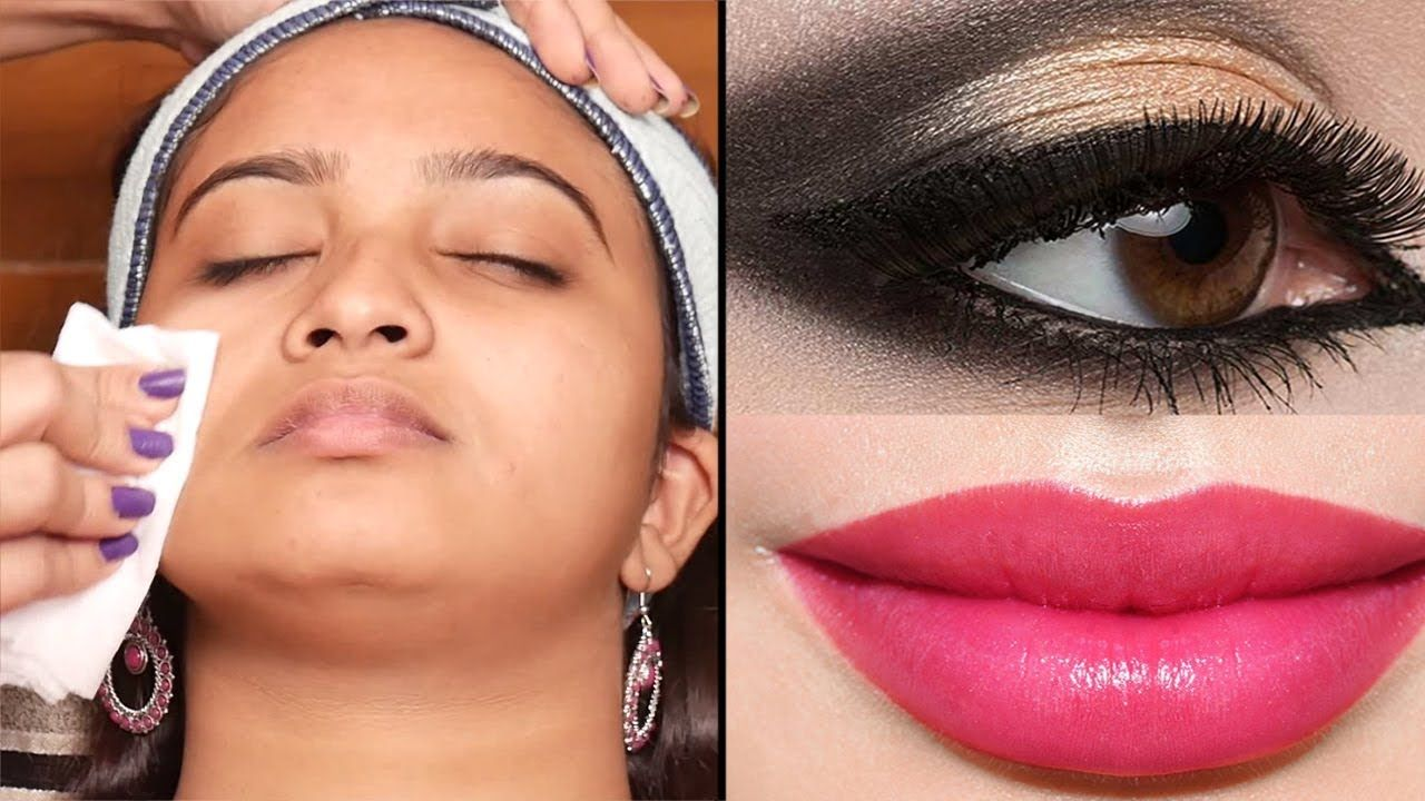 Everyday & easy makeup tutorial for beginners latest