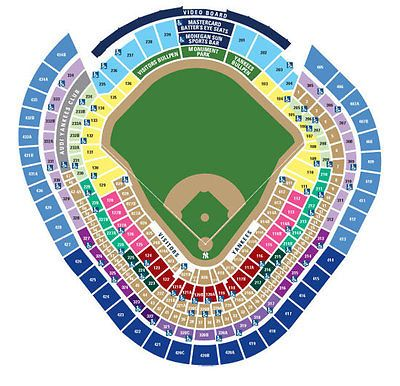 Tickets 2 New York Yankees Tickets Section 417 Vs Tampa Opener 4 10 Tickets Yankees Vs Boston New York Yankees New York Yankees Tickets