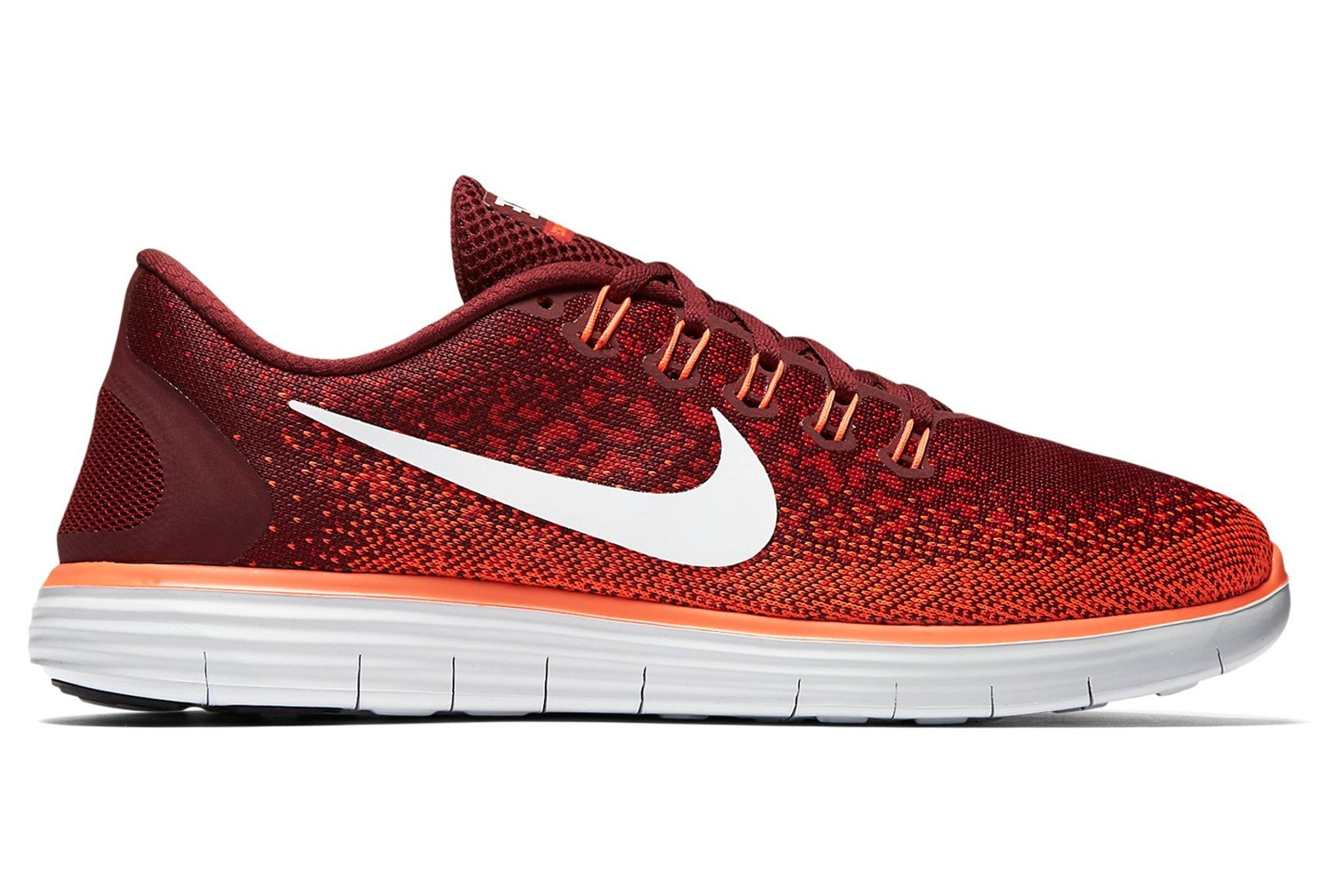 revendeur 2c85d a4aa7 NIKE FREE RUN DISTANCE Rouge Orange Homme | Shoes | Nike ...