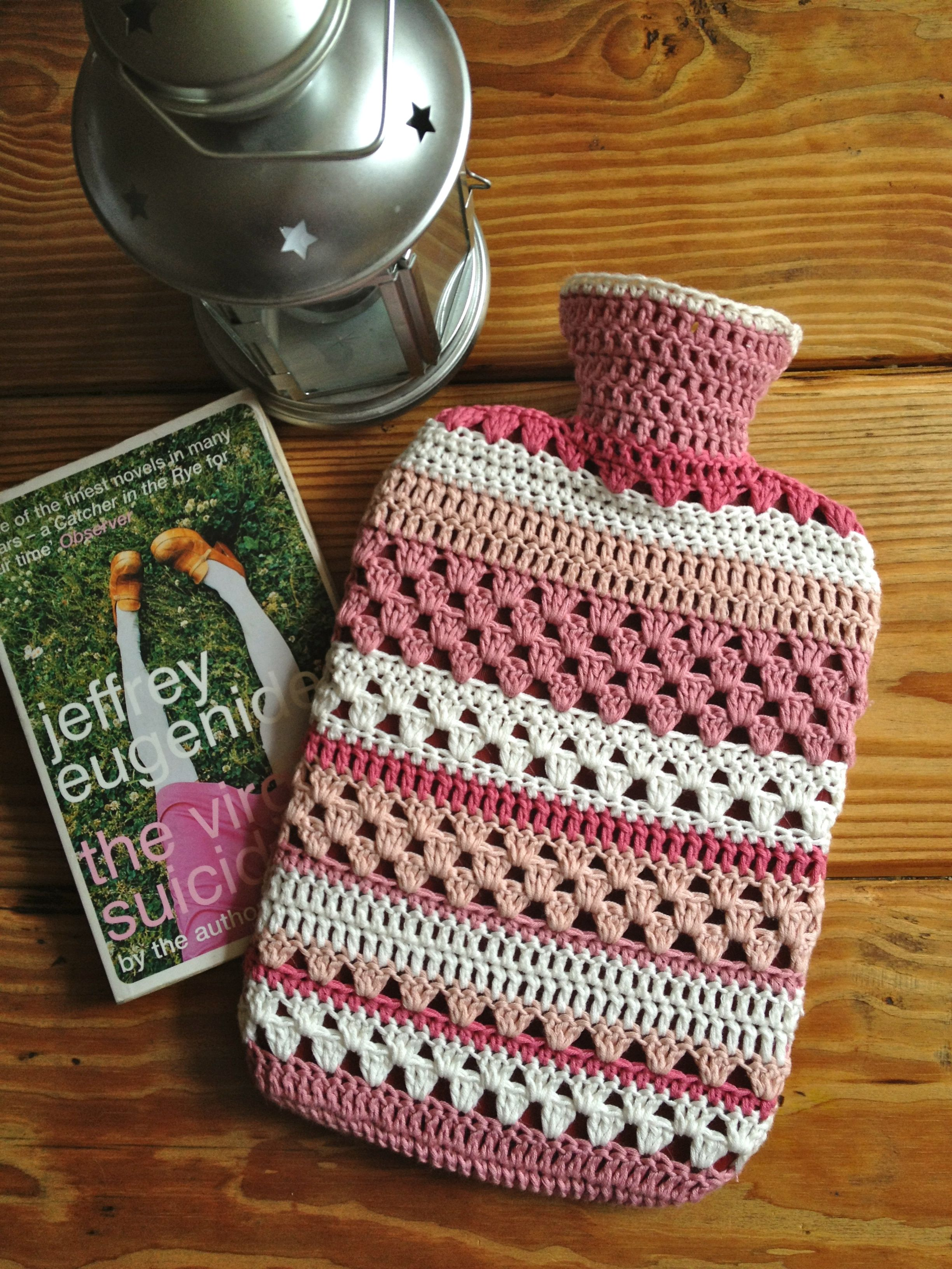 Sewfie Hot Water Bottle Cover Pattern in a different colourway <3 ...