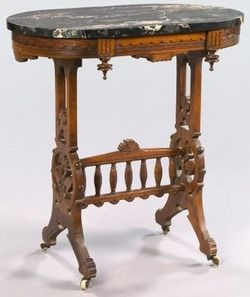 Eastlake Furniture Prices Price Guide Antiques Priceguide