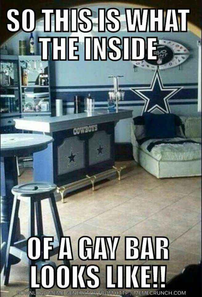 For cowboy fans comments from snowflakes will be deleted for Gay bedroom ideas