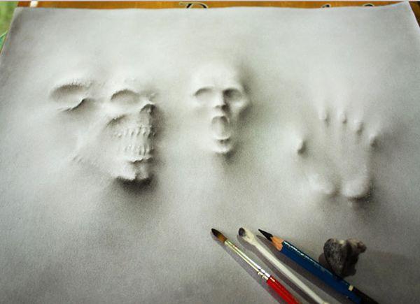 3D-Illustrationen von Jerameel Lu