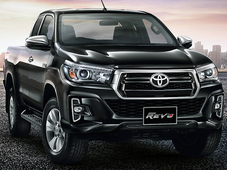 Hilux Usa Review Release Date And Price Toyota Hilux Toyota