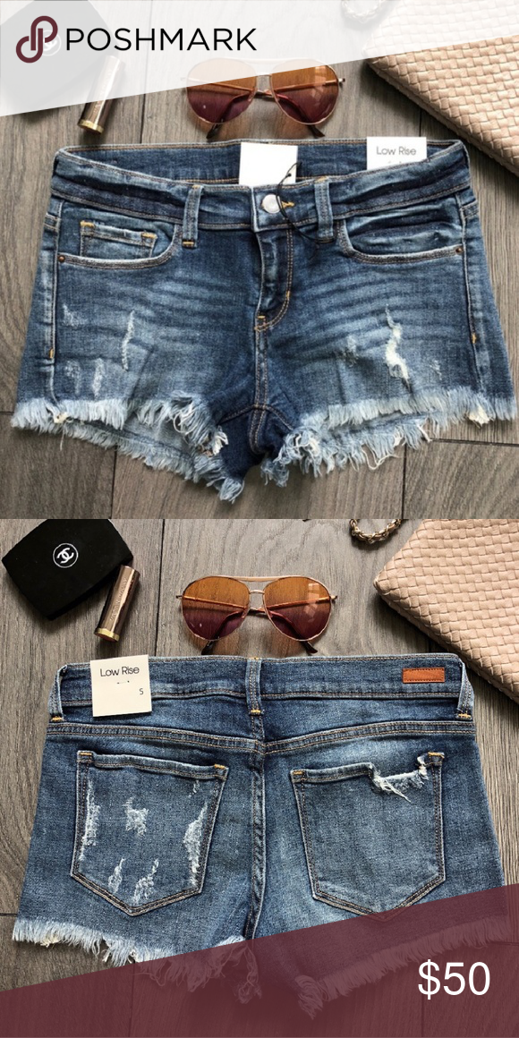 c69493c147e1 Sexy Distressed Denim Shorts Perfect to dress up
