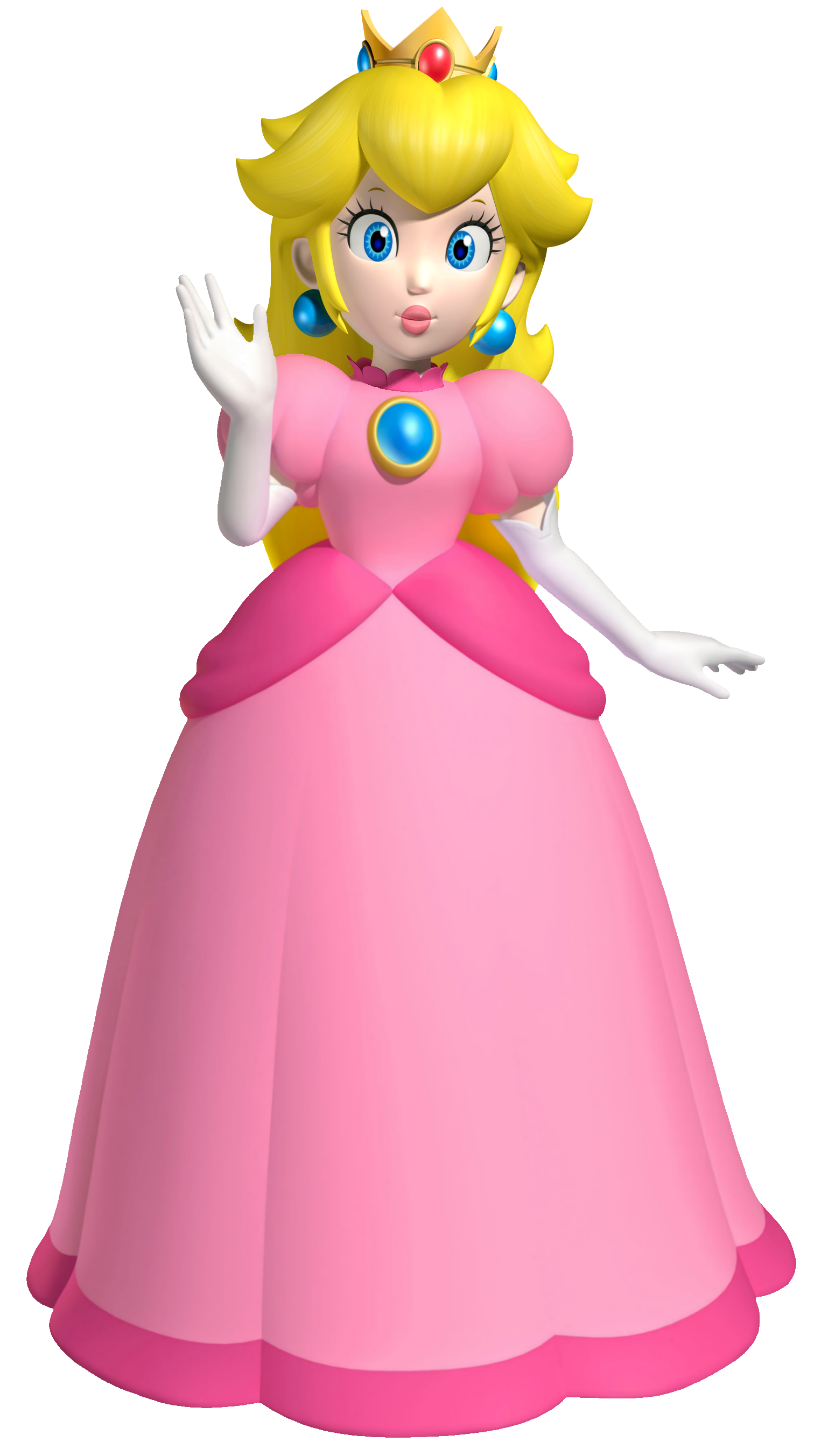 Your princess is in another castle princess peach - Princesse mario bros ...
