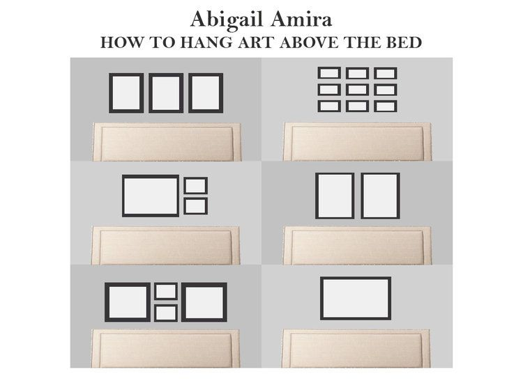 9 Modern Art Pieces For Above Your Bed Abigail Amira Home Bedroom Art Above Bed Bedroom Wall Decor Above Bed Master Bedroom Wall Decor