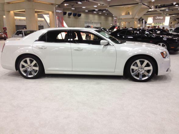 2012 Chrysler 300 Srt 8 With Images 2012 Chrysler 300