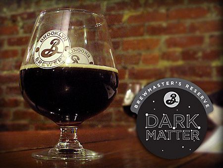 Brooklyn Brewery Dark Matter - oh where oh where can I get my hands on this lovely looking brew!?