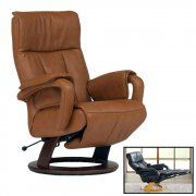 Astounding Cosy Form By Himolla Tobi Small Manual Recliner With Bralicious Painted Fabric Chair Ideas Braliciousco