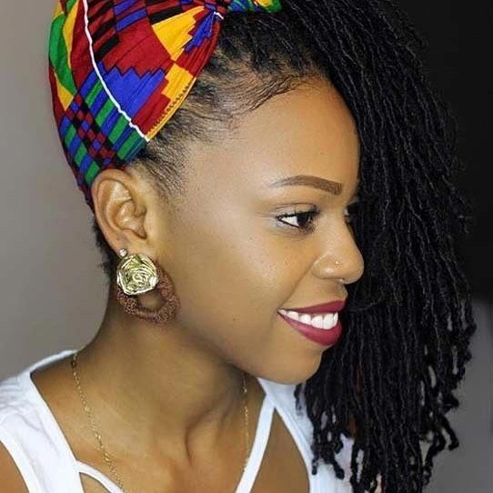 47 Pure Coiffure Concepts for Black Girls That Add Magnificence To Your Look #boxbraidshairstyles # Braids afro vanille