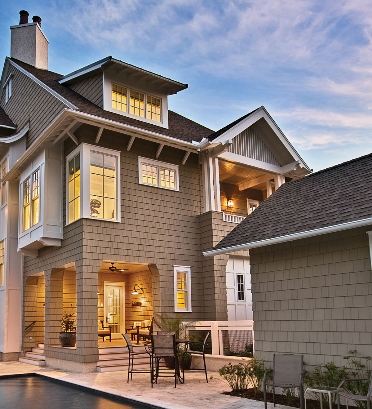 Home Product Design Exterior Simple Another Great View Of The Sierra Premium Shake Product . Decorating Inspiration