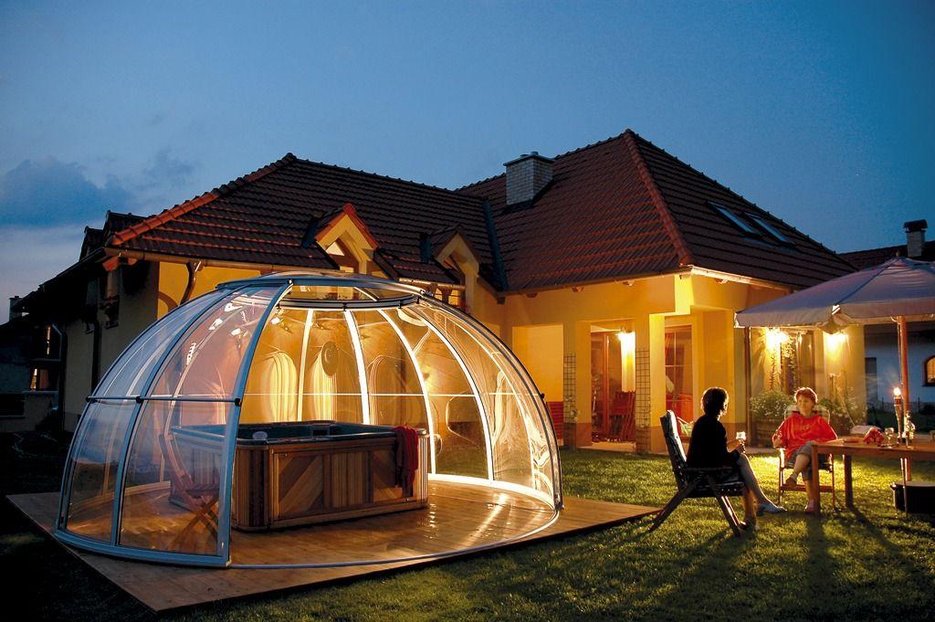 Orlando indipendente foto galleria 3seasons coperture pergole verande trasparenti e - Verande mobili per terrazzi ...