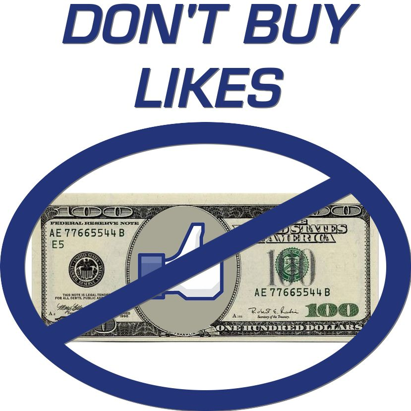 Should You Buy Facebook Likes? Nope. Read about why people do it, why they shouldn't and the viable alternatives.