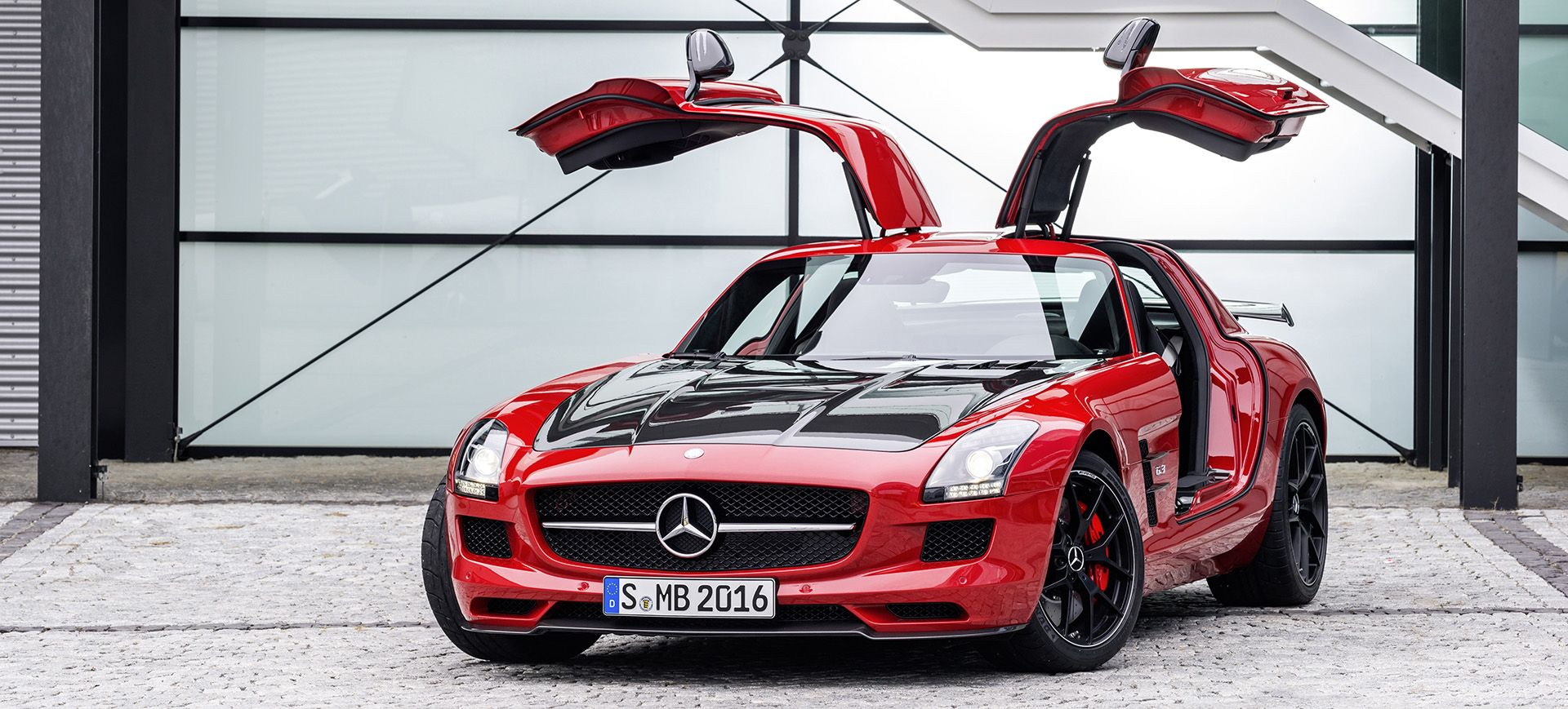 The Ten Most American Foreign Cars Mercedes sls amg gt