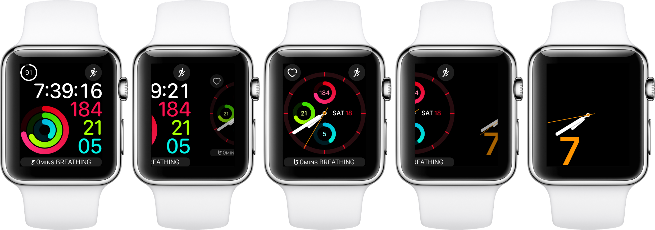 watchOS 3 preview faster performance, instant app