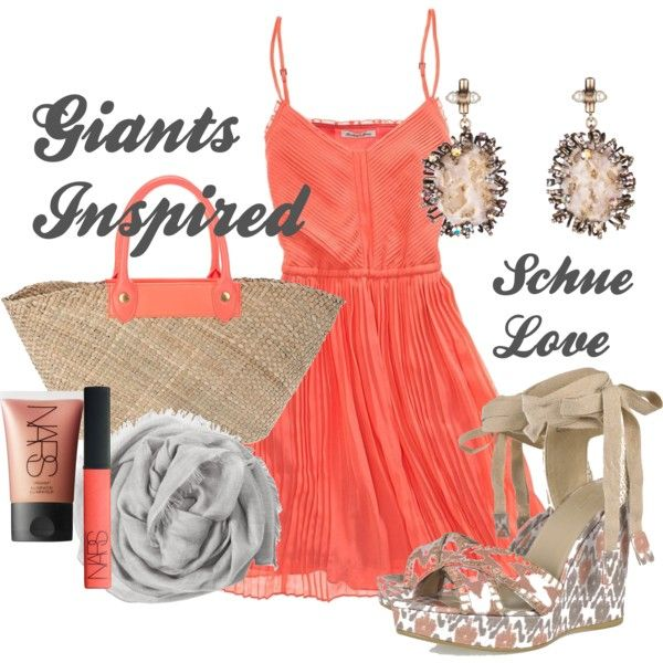 Giants Inspired, created by schuelove on Polyvore