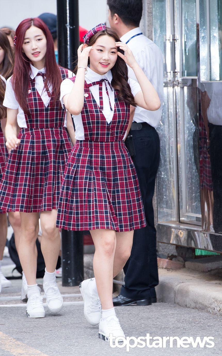 [HD포토] 구구단 (gugudan) 강미나 러블리한 눈웃음 #topstarnews